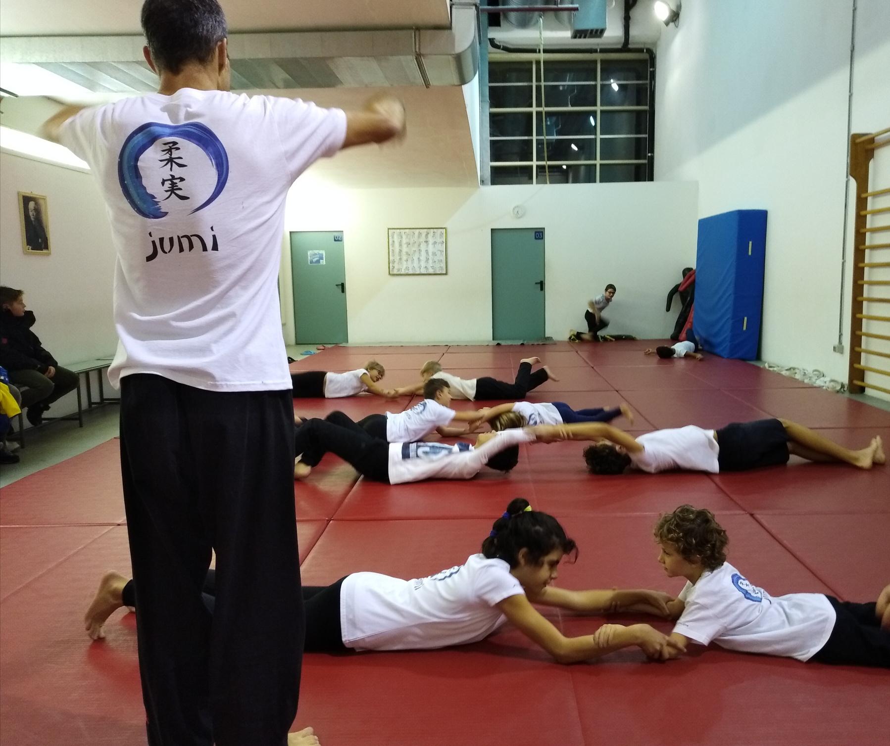 Jumi session in Trento, Italy