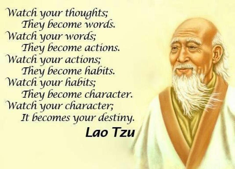 Jumi thoughts - Lau Tzu